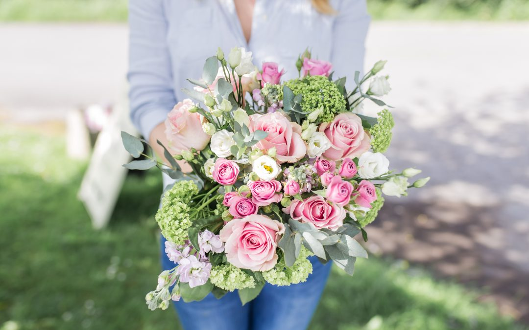 How to Care For Your Gift Bouquet