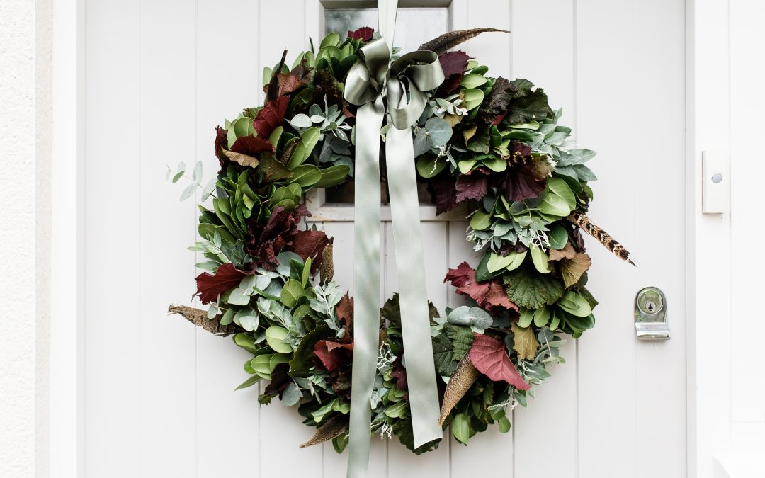 Why You Should Make Your Own Christmas Wreath