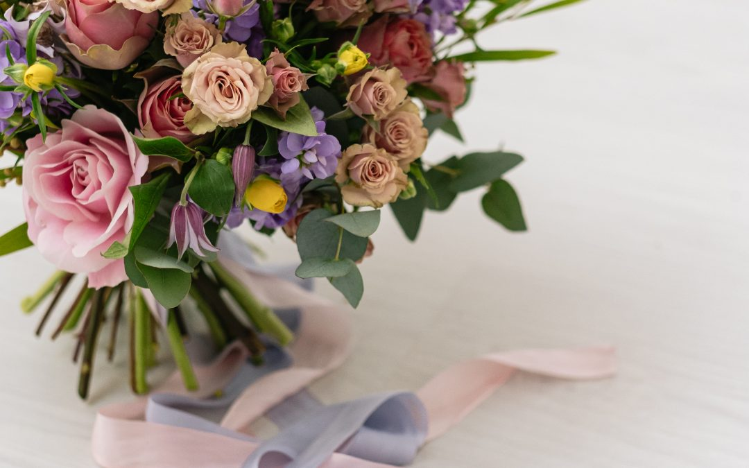 Flowers for Micro Weddings in Bristol and Somerset